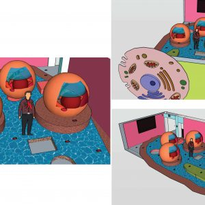Tri Cells Design by Noah Hollander