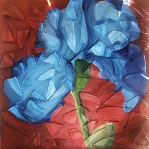 Celena Moulton   Feeling Blue