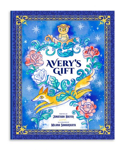 Book cover of Avery's Gift