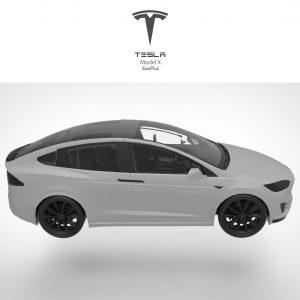 Tesla Model X [Eco]Smart