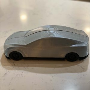 3D Printed Interactive Model