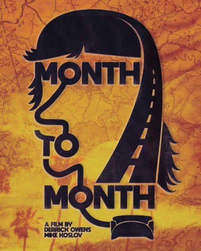 Month to Month Film Poster