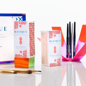 Makeup Packaging | Matique (2020)