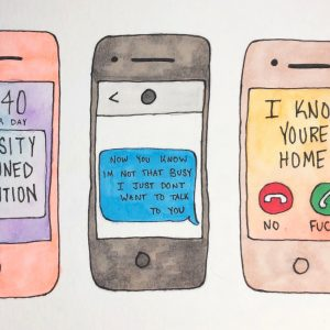 Mars Maxwell Davis | Phone screens 4