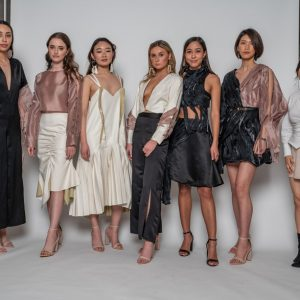 Fashion Show Senior Collections at the Warehouse 2019