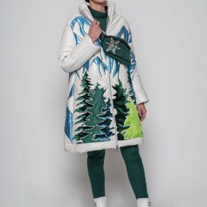 Student fashion design work