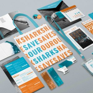 Save Our Sharks Design