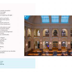 Hello poem and photo