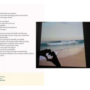Ireland poem and photo