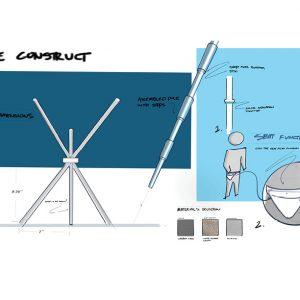 Pole Construct