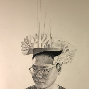 Zhanhao Liang | Self Portrait