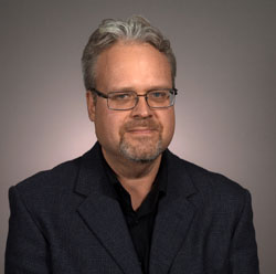 Michael Dubaniewicz portrait.