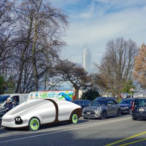 Harold Chen project: autonomous electric car
