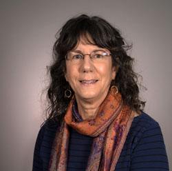 Gail Hoffman portrait.