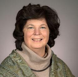 Eileen Kloss portrait.