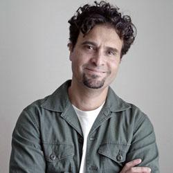 Alex Mendez portrait.
