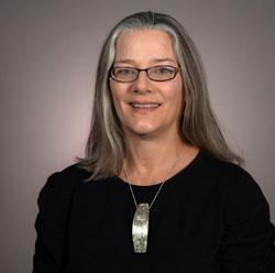 Laurel Morton portrait.