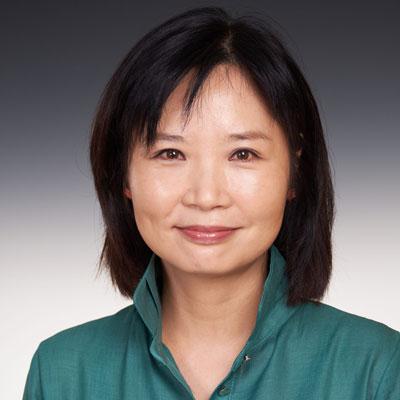 Myoung-Joo (Meggy) Park portrait.