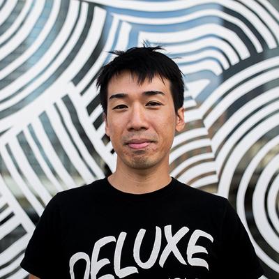 Taro Takizawa portrait.