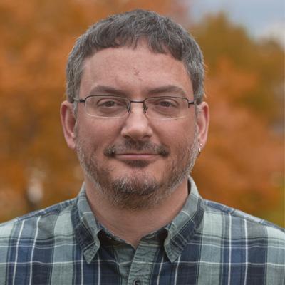 Bryan Watson portrait.