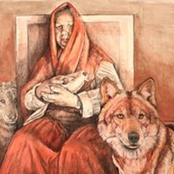 Donalee Peden Wesley artwork.